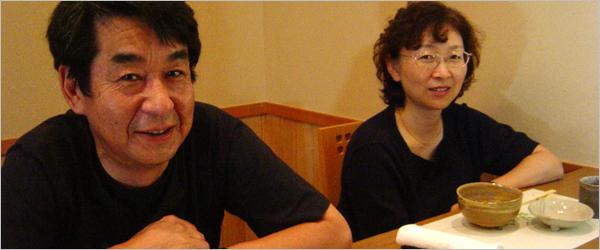 北海道 Kさまご夫妻