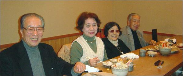 神奈川県S様ご夫婦とご友人様